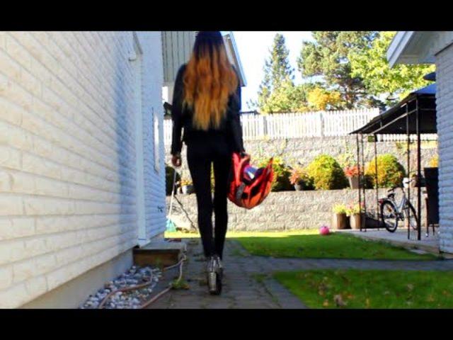 画像: KTMを華麗に操るSaaraazh(Sara Aydin )さんの、なんですかね、セルフPV。 - LAWRENCE - Motorcycle x Cars + α = Your Life.