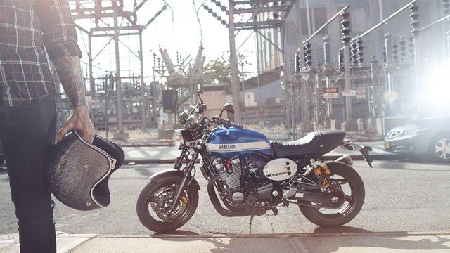 画像3: ヤマハEUが発売したメーカー発のカフェスタイル「XJR1300C」が問うものとは