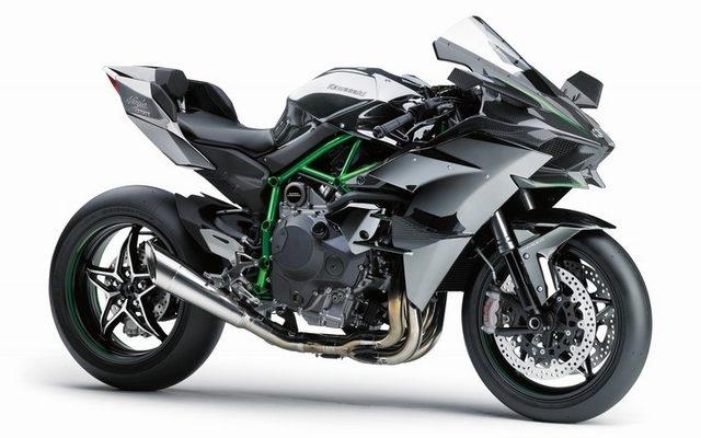 画像: カワサキ Ninja H2 に326馬力のレース仕様...540万円