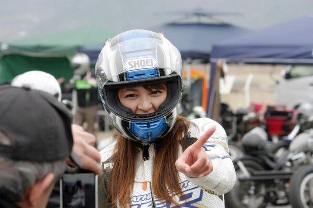 画像: 【念願の初優勝!】古澤恵がドラッグレースでトップを狙う(インタビュー付き)