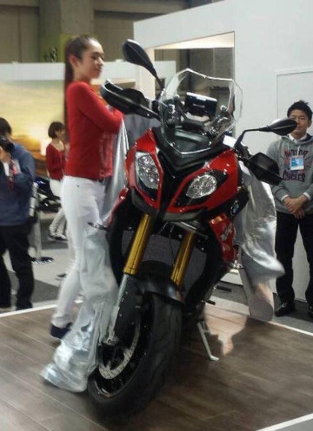 画像: <大阪&東京MCS2015>BMW K1600GTLのカスタムプロジェクトが世界初発表!