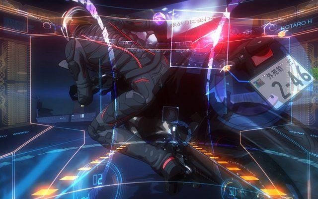 画像: ヤマハ、バイクの魅力を描くオリジナルアニメの続編公開...舞台は近未来の東京