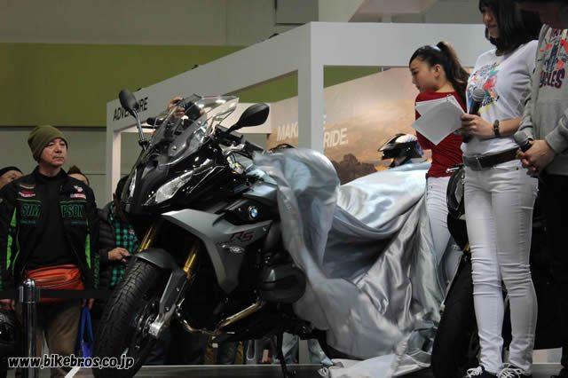 画像: 写真で見る大阪モーターサイクルショー2015その2