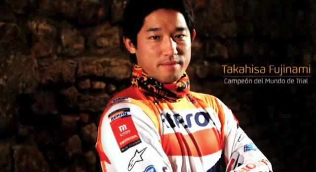 画像: 藤波貴久- トライアル世界選手権チャンピオン。通称fujigas ja.wikipedia.org