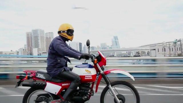画像2: なんとも魅力的な空気感が漂う東京ストリートの映像