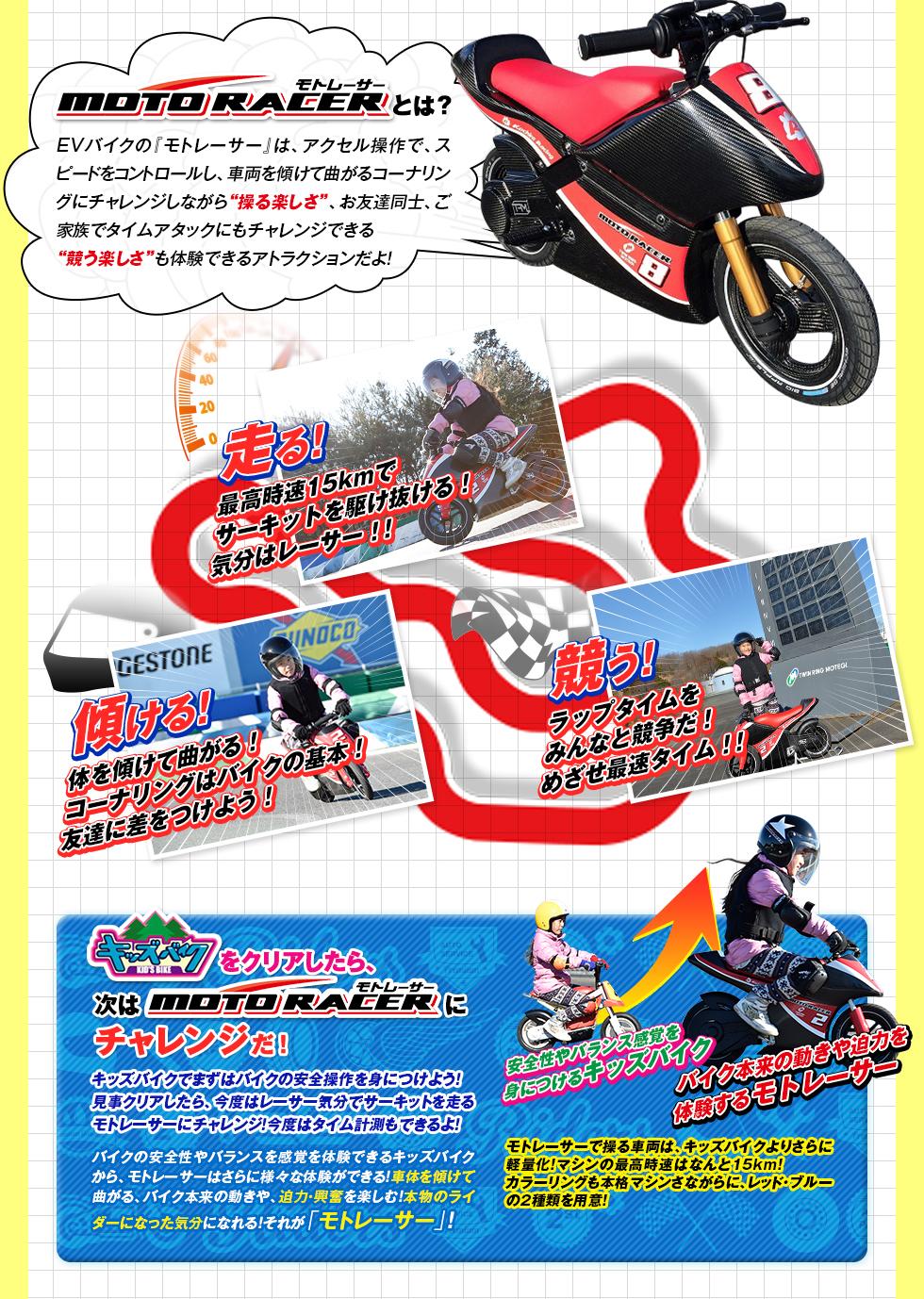 画像: モトレーサー詳細 www.twinring.jp