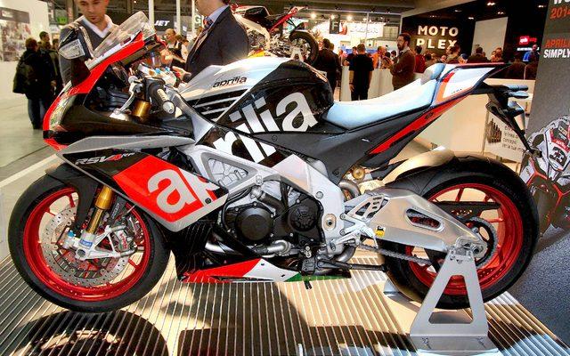画像: 【東京モーターサイクルショー15】ピアッジオグループ、原田哲也トークショー開催
