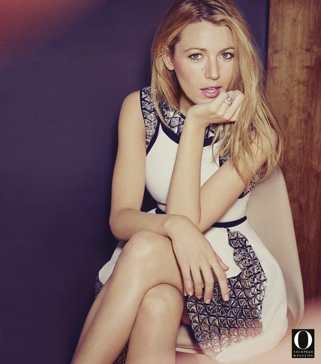 画像: 人気若手女優ブレイク・ライブリー www.popsugar.co.uk