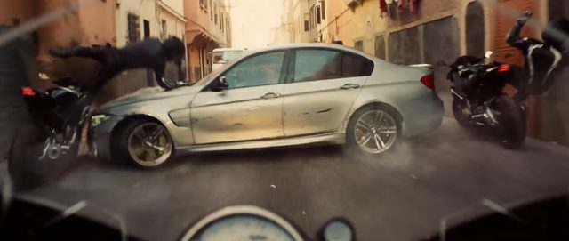 画像: キタッー!!トム・クルーズの最新作『ミッション:インポジブル5』のバイクアクションが凄まじい!