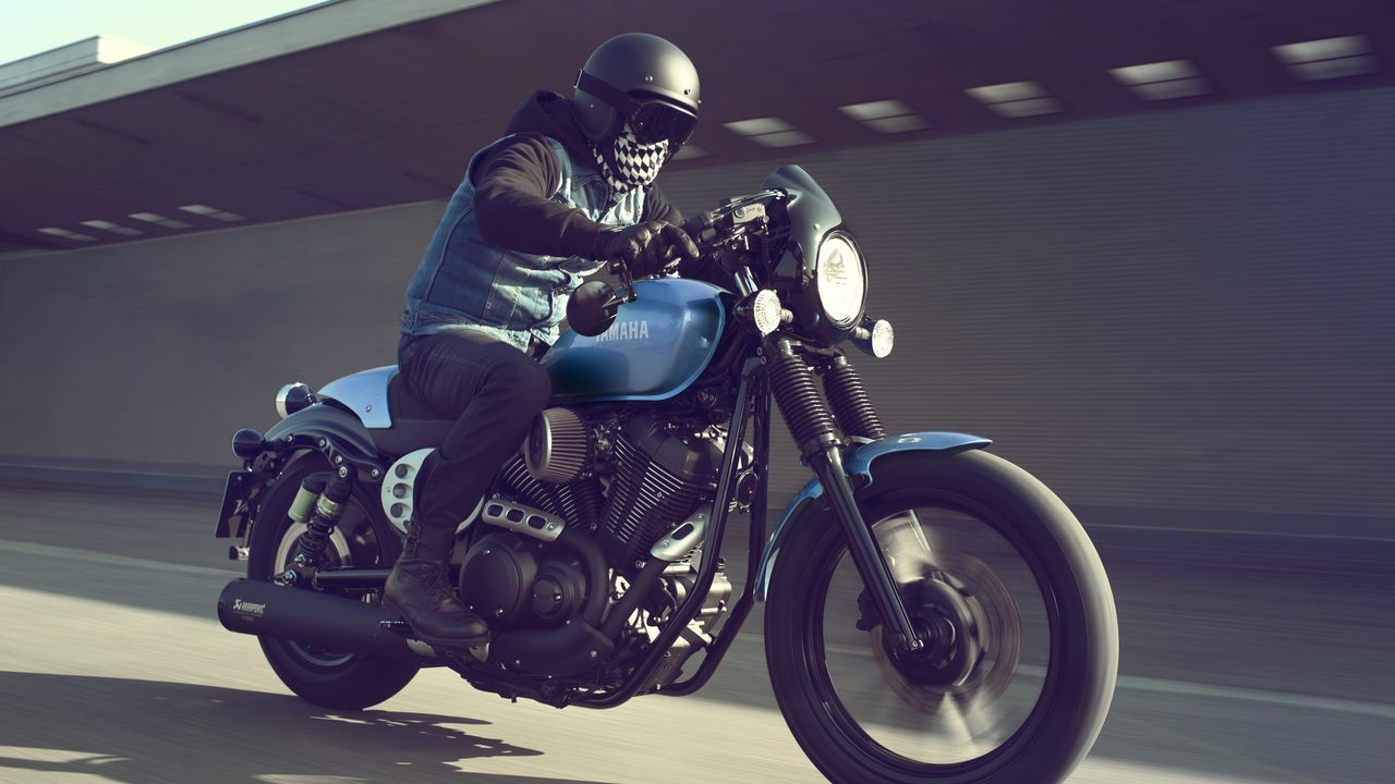 Guidon Cafe Racer Honda