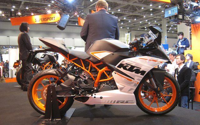 画像: 【東京モーターサイクルショー15】KTM、2台の250ccモデルをワールドプレミア
