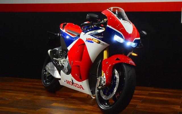 画像: 【東京モーターサイクルショー15】ホンダ、RC213V-S をはじめ多数のコンセプトモデルを出展