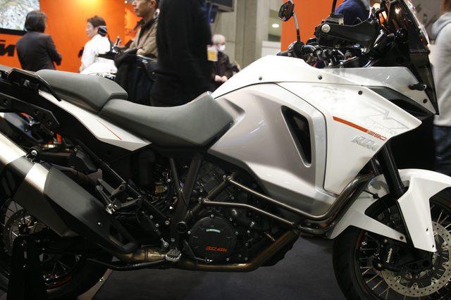 画像3: 【メーカーブースより】スポーツアドベンチャー斬り・その④「KTM JAPAN」