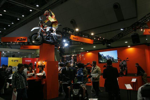 画像7: 【メーカーブースより】スポーツアドベンチャー斬り・その④「KTM JAPAN」