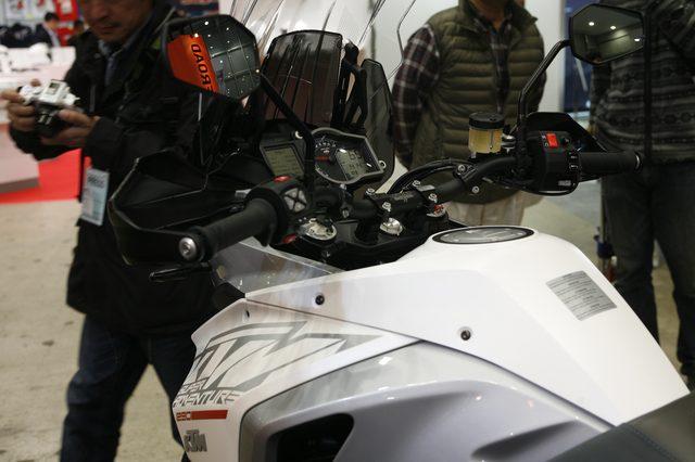 画像6: 【メーカーブースより】スポーツアドベンチャー斬り・その④「KTM JAPAN」