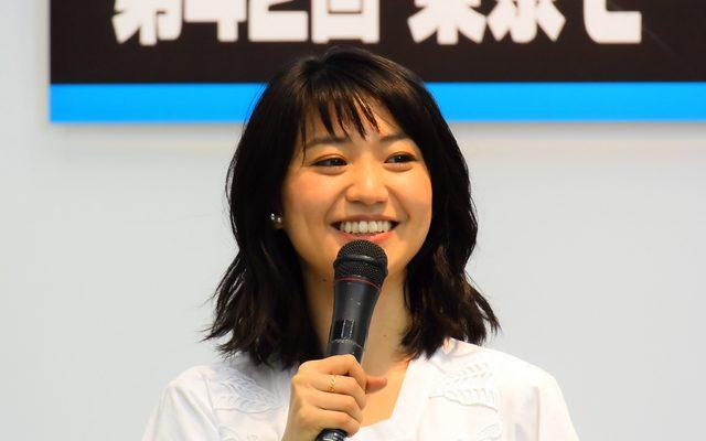 画像: 【東京モーターサイクルショー15】大島優子が交通安全アピール「マナー守れるライダーがカッコイイ」