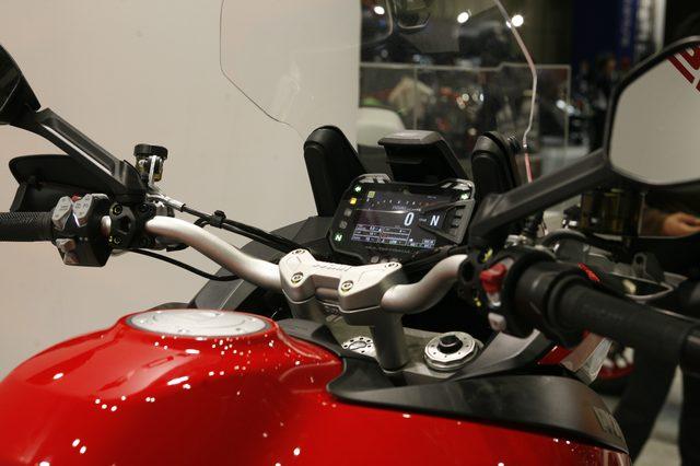 画像3: 【メーカーブースより】スポーツアドベンチャー斬り・その②「Ducati Japan」