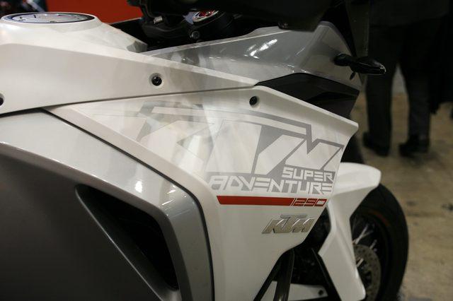 画像4: 【メーカーブースより】スポーツアドベンチャー斬り・その④「KTM JAPAN」