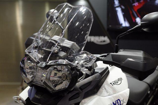 画像1: 【メーカーブースより】スポーツアドベンチャー斬り・その⑤「Triumph Motorcycle」