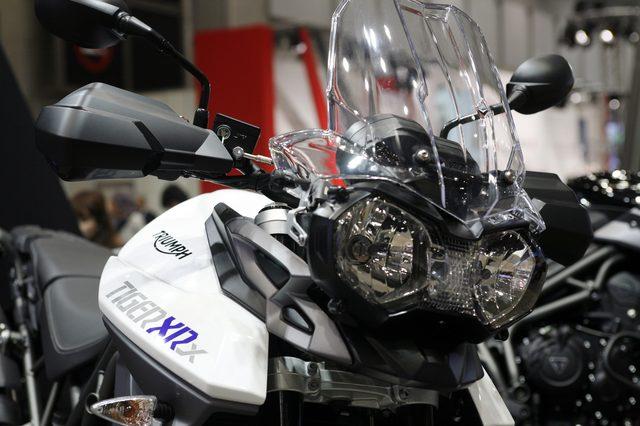 画像3: 【メーカーブースより】スポーツアドベンチャー斬り・その⑤「Triumph Motorcycle」