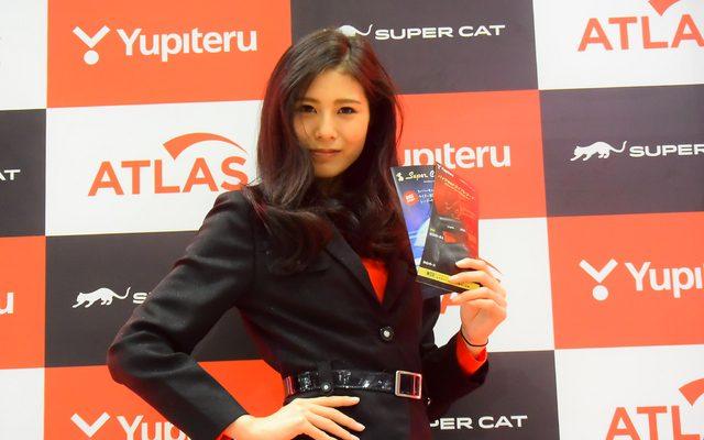 画像: 【東京モーターサイクルショー15】コンパニオン...ユピテル その1