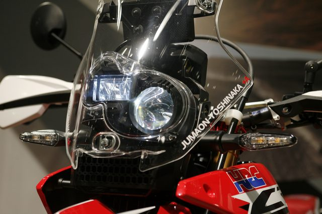 画像5: 【メーカーブースより】スポーツアドベンチャー斬り・その⑧「Honda」はやはりCRF250ラリー
