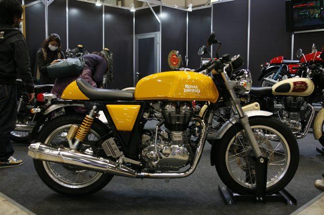 画像2: 現代に受け継がれるクラッシックバイクメーカー・ロイヤルエンフィールドが放つカフェ「CONTINENTAL GT 535」