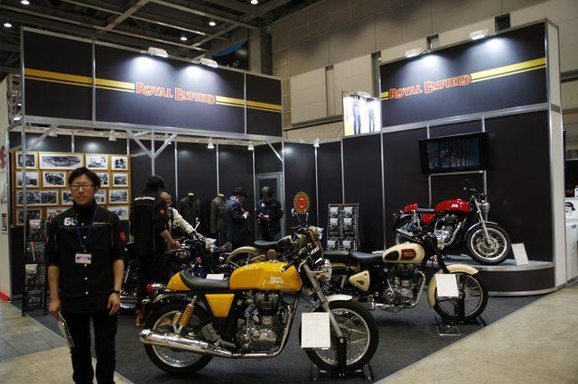 画像8: 現代に受け継がれるクラッシックバイクメーカー・ロイヤルエンフィールドが放つカフェ「CONTINENTAL GT 535」