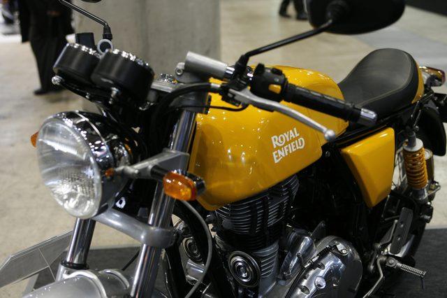 画像7: 現代に受け継がれるクラッシックバイクメーカー・ロイヤルエンフィールドが放つカフェ「CONTINENTAL GT 535」