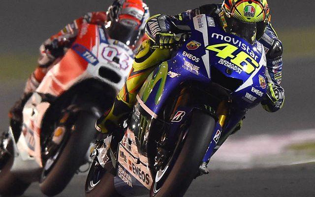 画像: 【MotoGP 開幕戦】ヤマハ ロッシ、5年ぶりの開幕勝利