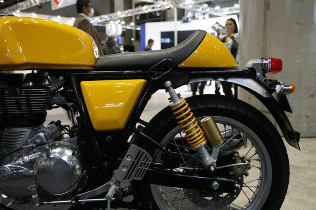 画像6: 現代に受け継がれるクラッシックバイクメーカー・ロイヤルエンフィールドが放つカフェ「CONTINENTAL GT 535」