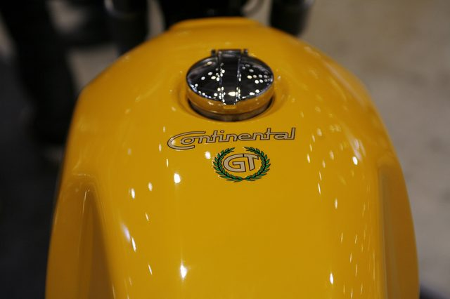 画像5: 現代に受け継がれるクラッシックバイクメーカー・ロイヤルエンフィールドが放つカフェ「CONTINENTAL GT 535」