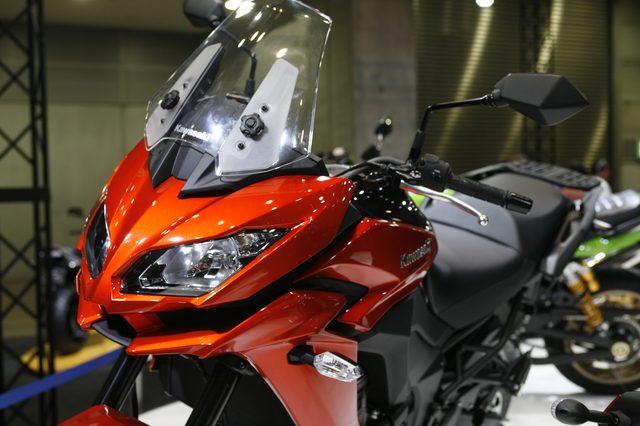 画像5: 【メーカーブースより】スポーツアドベンチャー斬り・⑨「SUZUKI・Kawasaki」
