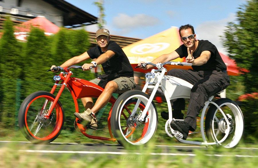 画像1: オーストリア発・ビンテージバイクテイストの電動自転車「el-cycle」