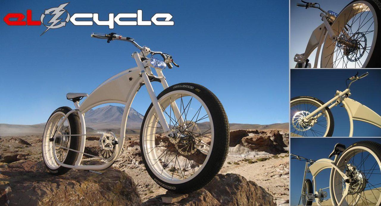 画像2: オーストリア発・ビンテージバイクテイストの電動自転車「el-cycle」