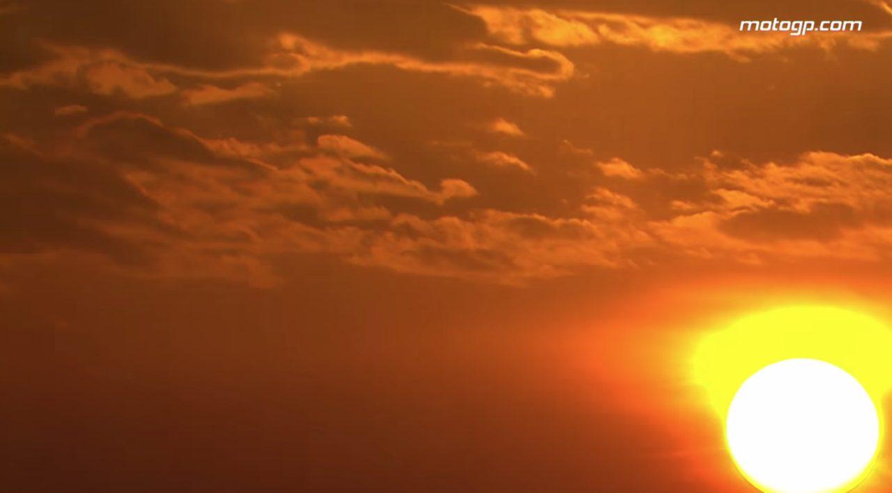 画像: 中東の熱い太陽