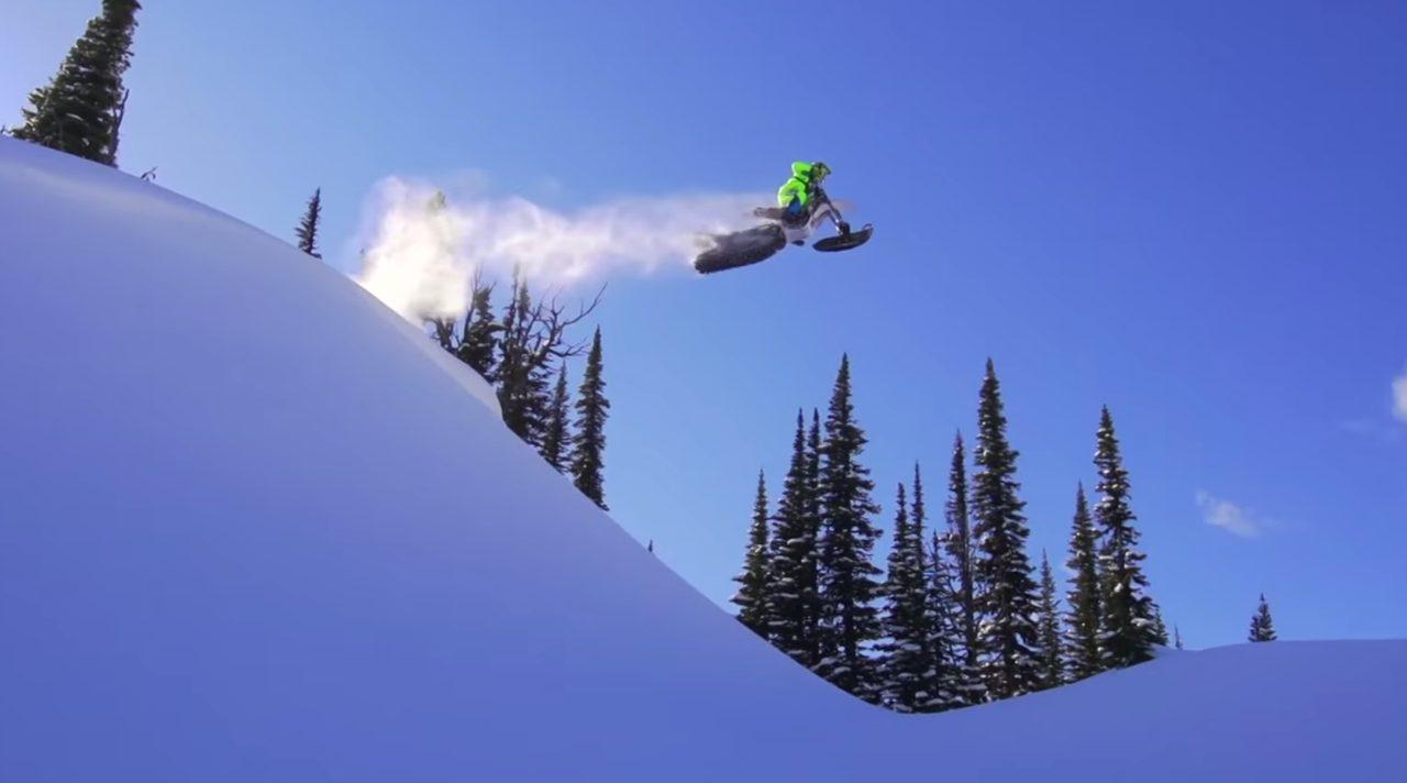 画像: ジャンプ!