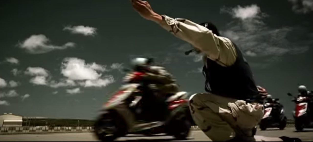 画像: さぁいけ!!・・・え?バイク?