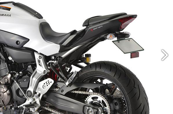 画像: MT-07のテール周りをスッキリとスタイリッシュにするフェンダーレスキットの装着方法「PLOT」 - LAWRENCE(ロレンス) - モーターサイクルやスポーツカー、ラグジュアリーなハイファッションをクロスオーバーさせ、新しいライフスタイルを提案します。