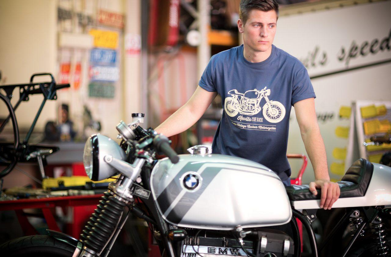 画像: Tシャツもおしゃれ kevilsspeedshop.com