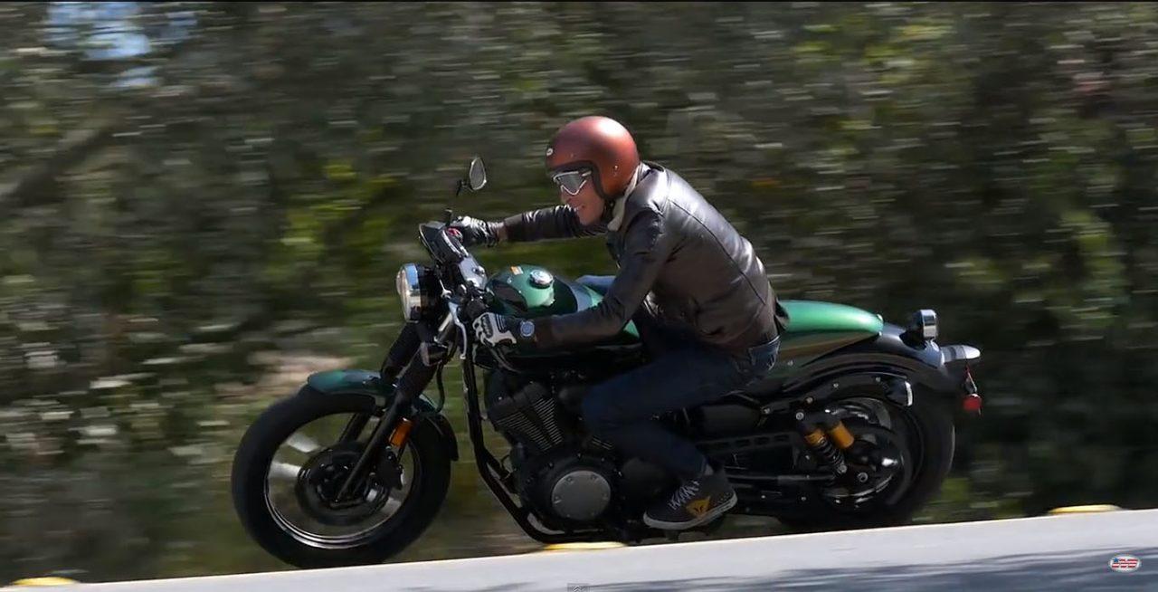画像1: Motorcycle USAによるYAMAHA BOLT C-Spec.の試乗映像