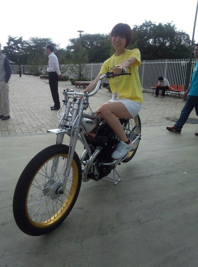 画像: オートレース用バイクって見た事ある?