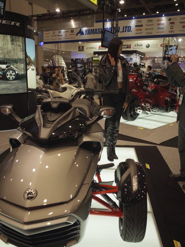 画像: 画像たっぷり : The 42nd Tokyo Motorcycle Show 2015