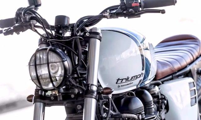 画像: スペインのカスタムバイクショップ Macco Motorsのトライアンフへのこだわり。