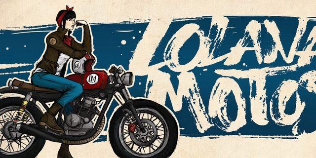 画像: Lolana Motos LolanaMotos.com