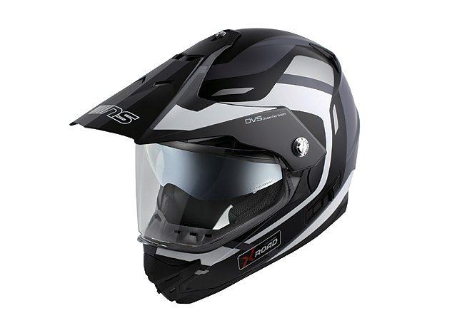 画像: ウインズジャパンからオンオフ両対応ヘルメットが登場