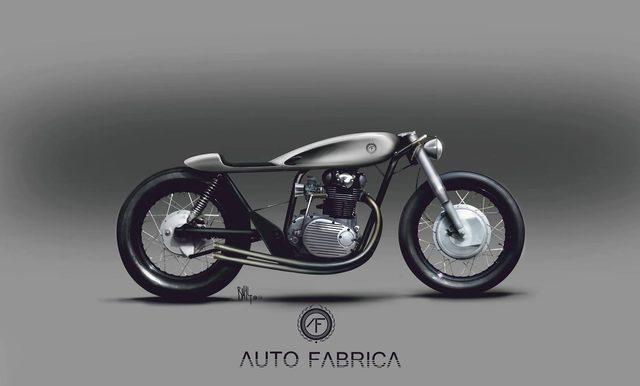画像: 英国チューンはやはり一枚上手か?超クールなカスタムショップ AUTO FABRICA - LAWRENCE - Motorcycle x Cars + α = Your Life.