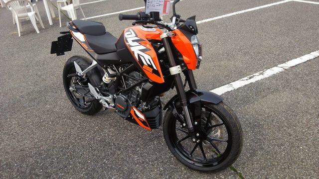 画像6: KTMオレンジキャラバン東京に行って来ました。