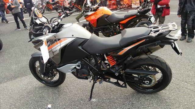 画像4: KTMオレンジキャラバン東京に行って来ました。
