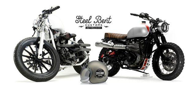 画像: Steel Bent Customs www.steelbentcustoms.com
